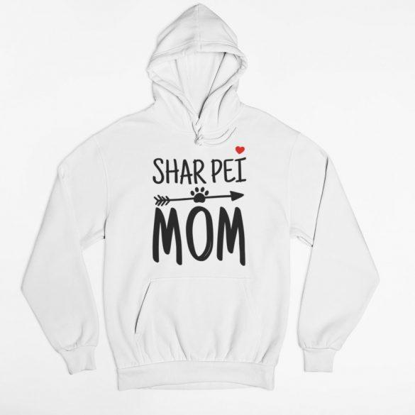 Shar pei mom női pulóver
