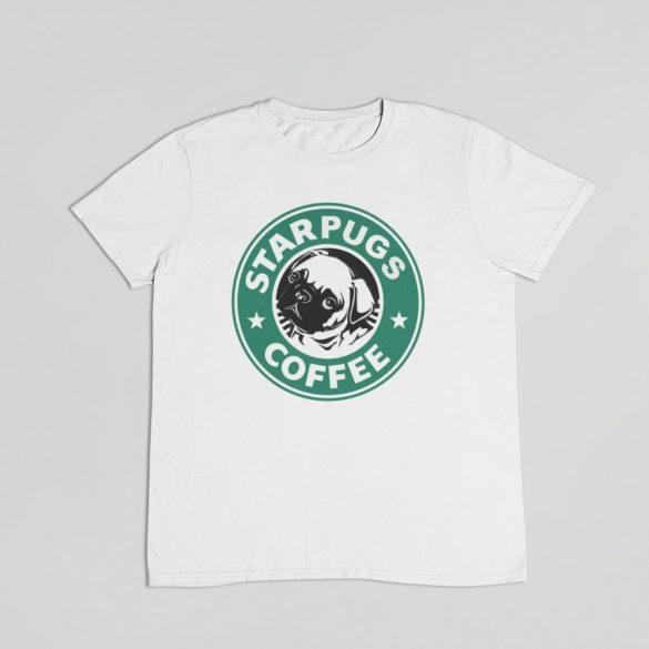 Starpugs Coffee Férfi Póló