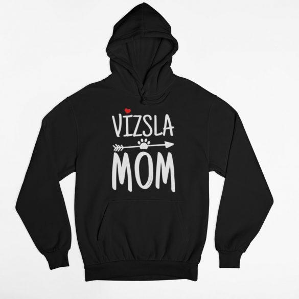 Vizsla mom női pulóver