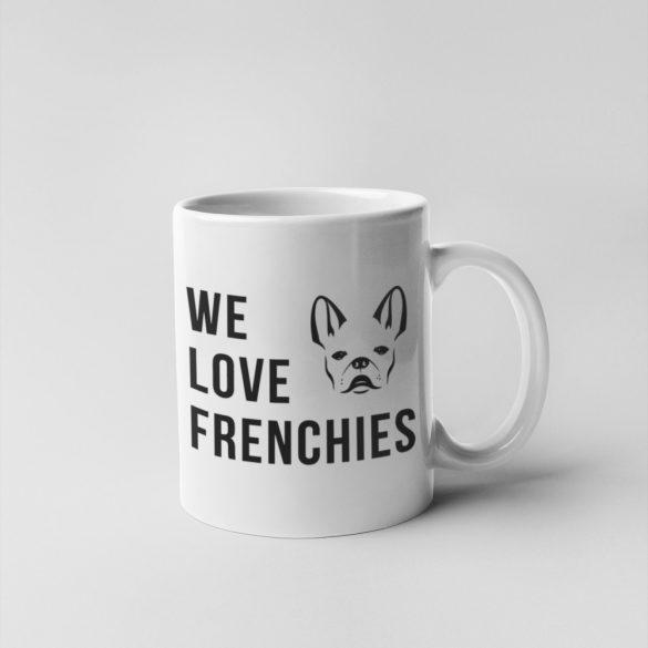 We love frenchies Bögre