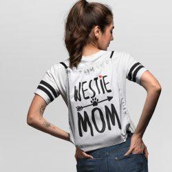 Westie mom tornazsák