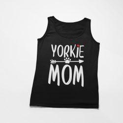 Yorkie mom női atléta
